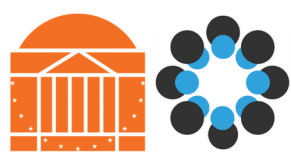 Open Science x UVA logo