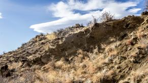 Photo by Mark Byzewski, image of Corral Bluffs